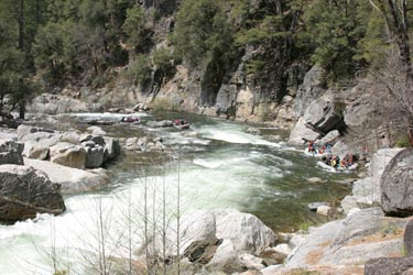 North Stanislaus River Flows